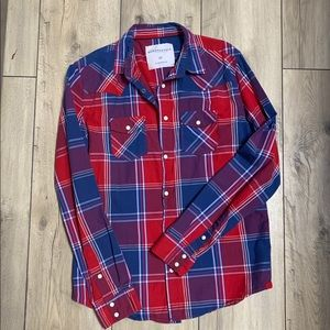 Aeropostale's Button Up
